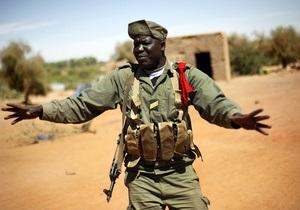 Французские войска заняли важный стратегический пункт в Мали