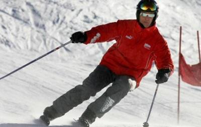 У Михаэля Шумахера серьезная черепно-мозговая травма