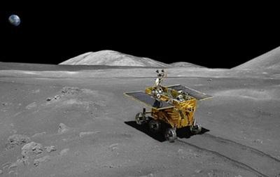 Китайский исследовательский аппарат определил состав лунного грунта