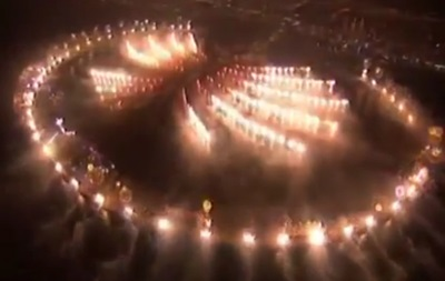 В Книгу рекордов Гиннесса занесен новогодний фейерверк в Дубае