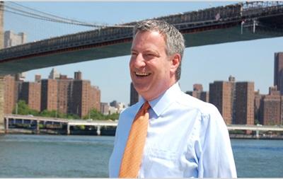 Впервые за 20 лет мэром Нью-Йорка стал демократ