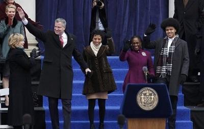 У Нью-Йорка официально появился новый мэр