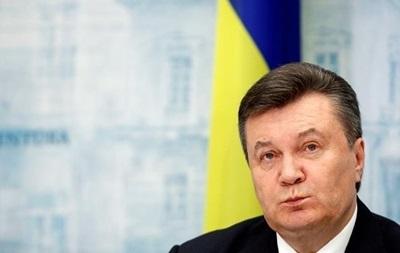 Янукович надеется на поддержку Греции в подписании СА с Евросоюзом