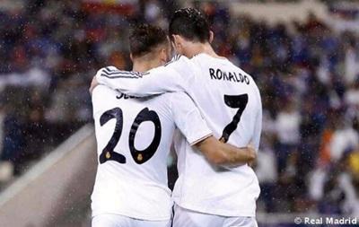 Реал обыграл ПСЖ в товарищеском матче