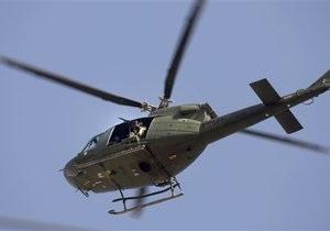 В Венесуэле вертолет врезался в исследовательское судно ВМС