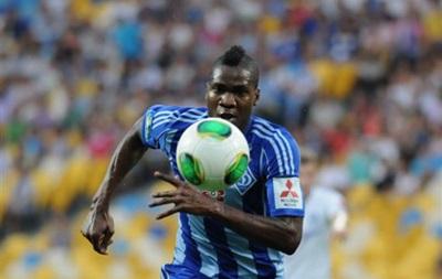 Нападающий Динамо: Мбокани, при всем моем уважении, не достиг того, что есть у меня