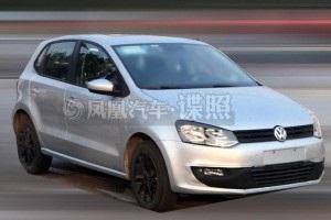 Обновленный Volkswagen Polo засняли без маскировки
