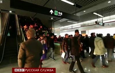 Метро Шанхая стало самым большим в мире