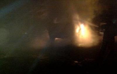 В Тернополе подожгли автомобиль депутата горсовета