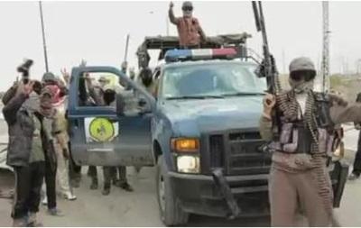 Исламисты захватили несколько городов в Ираке