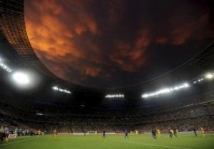 Во время Евро-2012 Донбасс Арену посетили более 235 тысяч болельщиков