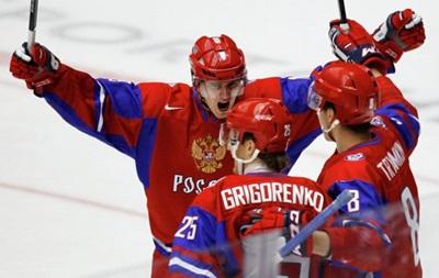Хоккей: Россия обыграла Канаду в матче за 3-е место молодежного чемпионата мира