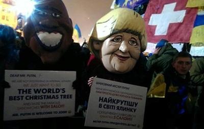 RFI: Евромайдан заставляет Запад менять отношение к Украине
