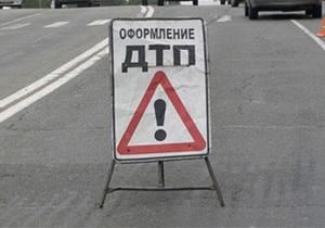 В России в ДТП погибли шесть человек