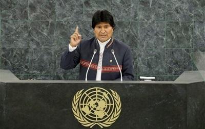 Боливия вскоре будет обладать атомной энергетикой - Моралес