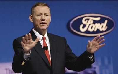 Гендиректор Ford опроверг слухи о переходе в Microsoft