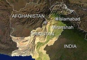 В Пакистане ударом с беспилотника убиты четыре боевика