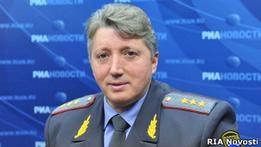 Шефа полиции Петербурга выгнали с работы
