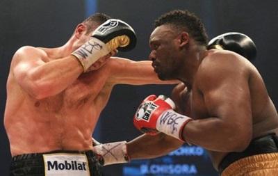 Чисора хочет провести бой с Кличко в Африке