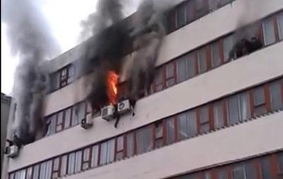 Пятерых пострадавших во время пожара в Харькове могут выписать на следующей неделе - горсовет