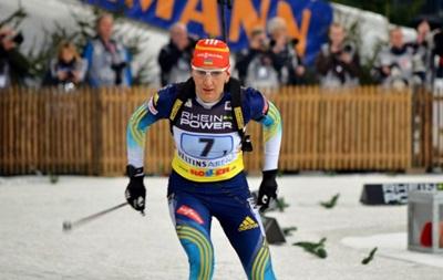 Биатлон: Капитан женской сборной Украины пропустит последний предолимпийский этап Кубка мира
