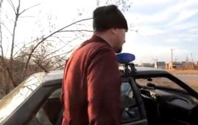 Дай мне ПМ, стрельну в себя . В Керчи гаишники задержали пьяного священника из РФ
