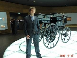 В Донецке без вести пропал топ-менеджер автомобильной корпорации