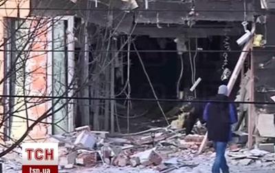 В Будапеште у здания банка прогремел взрыв