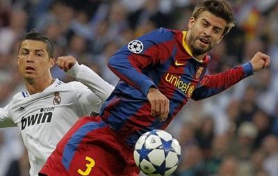 Защитник Барселоны поздравил Криштиану Роналду с Золотым мячом
