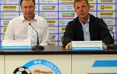 Севастополь официально возглавил его бывший тренер