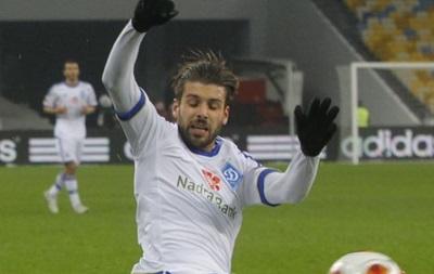 Полузащитник Динамо поздравил Роналду с Золотым мячом
