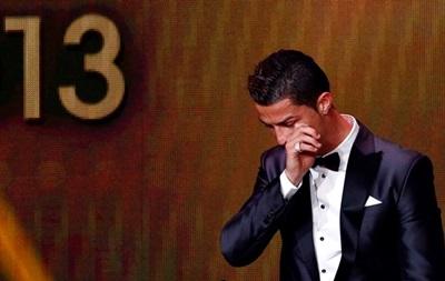 Криштиану Роналду получил Золотой мяч в результате давления на Катар - СМИ