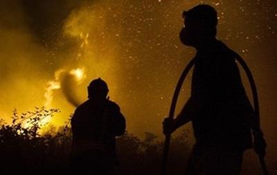 Пожар в Одесской области уничтожил агрофирму