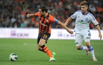 Украинская Премьер-лига – четвертая в рейтинге лучших национальных лиг