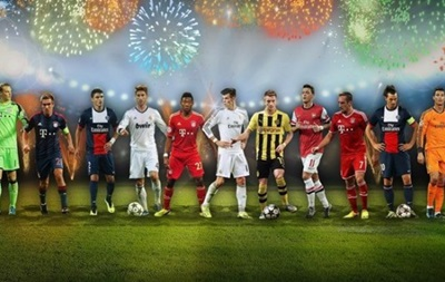 Без Лионеля Месси. UEFA назвал символическую сборную 2013 года