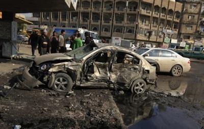 Серия терактов в Ираке: погибли 73 человека
