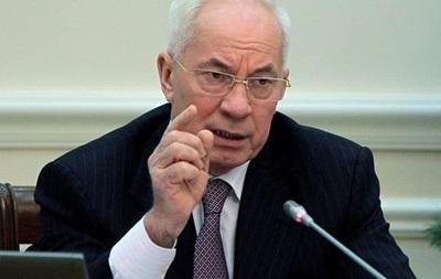 2014-й станет для Украины годом выхода из кризиса – Азаров