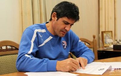 Таврия сообщила о подписании контракта с новым главным тренером