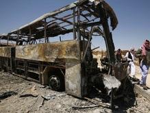 Фотогалерея: Трагедия в Египте