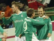 Кубок УЕФА: Эвертон, ПСВ, Вердер и Спортинг одержали уверенные победы