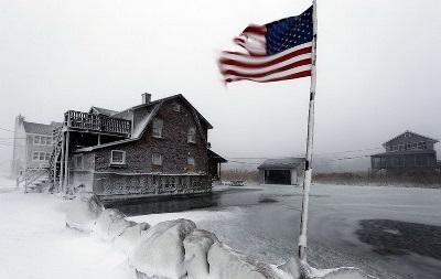 Из-за аномальных холодов газовые запасы США резко сокращаются