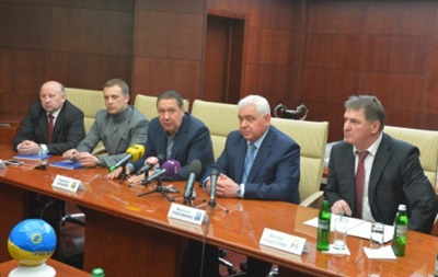 ФФУ построит для сборной Украины манеж под Киевом
