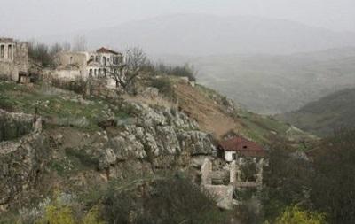 В Нагорном Карабахе произошло землетрясение