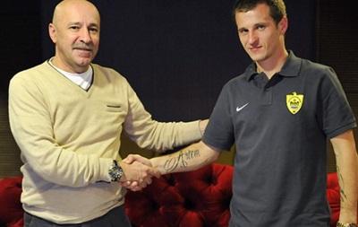 Алиев сыграл свой первый матч за Анжи
