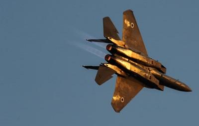 Израиль нанес два авиаудара по палестинским боевикам в секторе Газа