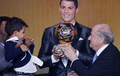 Семь стран сообщают о подтасовке голосования за Золотой мяч 2013 года