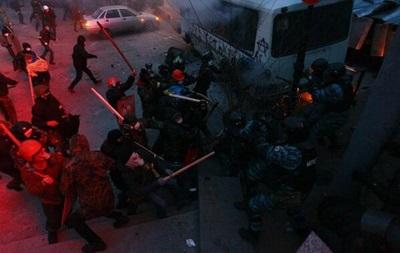 МВД открыло уголовное дело по статье 294 - Массовые беспорядки