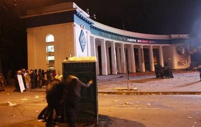 Суркис о событиях в Киеве: Это какой-то бунт