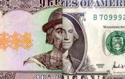 На межбанке Украины цена доллара выросла