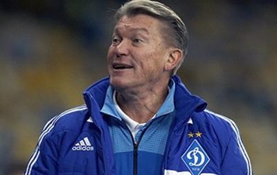 Блохин: В Динамо практически полкоманды не платит штрафов
